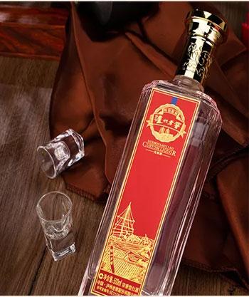 泸州老窖特曲定制酒--红晶装